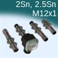 Индуктивные датчики М12, увеличенное расстояние, номенклатура