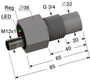 VB1Y-34G85-3N41-C4 (ВБ1У.G3/4.85.3.4.1.С4)