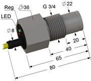 VB1Y-34G80-3N41-Z-T2 (ВБ1У.G3/4.80.3.4.1.Z.2)